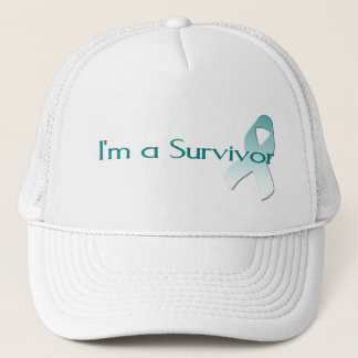Cervical Cancer Survivor Trucker Hat