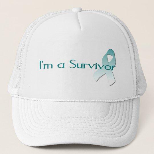 Cervical Cancer Survivor Trucker Hat