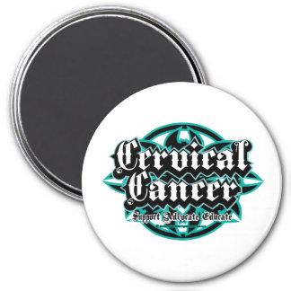 Cervical Cancer Tribal Magnet