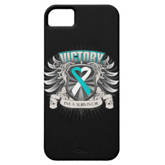 Cervical Cancer Victory iPhone 5 Cases