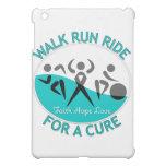 Cervical Cancer Walk Run Ride For A Cure iPad Mini Case