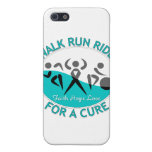 Cervical Cancer Walk Run Ride For A Cure Case For iPhone 5