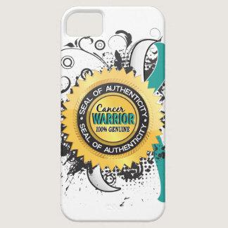 Cervical Cancer Warrior 23 iPhone SE/5/5s Case