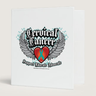 Cervical Cancer Wings Binder