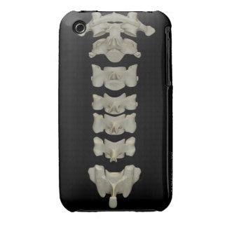 Cervical Vertebrae Case-Mate iPhone 3 Case