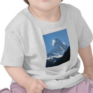 Cervino, la montaña suiza más alta camiseta