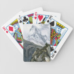 Cervino o Mont Cervin Baraja Cartas De Poker