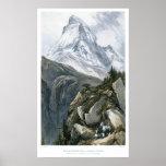 Cervino o Mont Cervin Posters