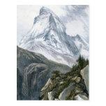 Cervino o Mont Cervin Tarjetas Postales