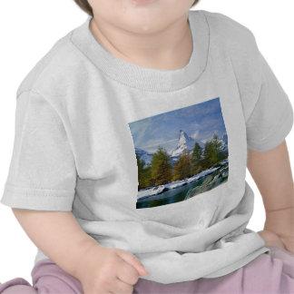 Cervino Suiza Camiseta