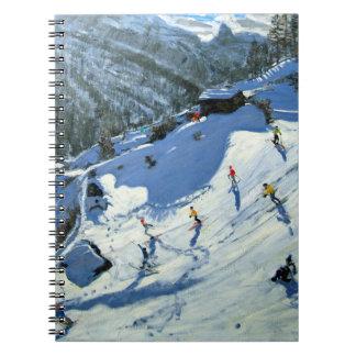 Cervino Zermatt Cuadernos