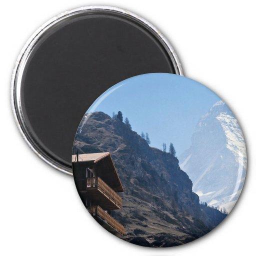 Cervino, Zermatt, Suiza Iman De Nevera