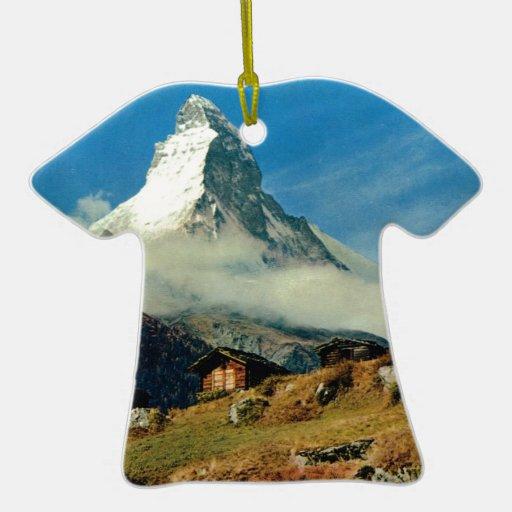 Cervino, Zermatt, Suiza Ornatos