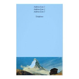 Cervino, Zermatt, Suiza Papeleria