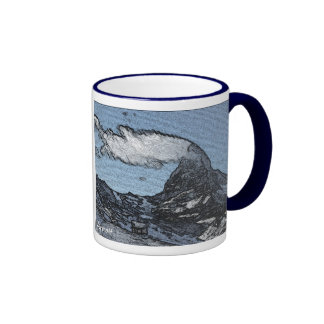Cervino, Zermatt Taza De Café