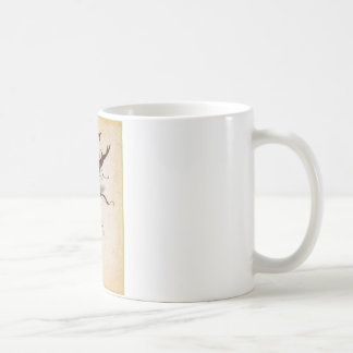 Cervus Lucanus by Albrecht Durer Coffee Mug