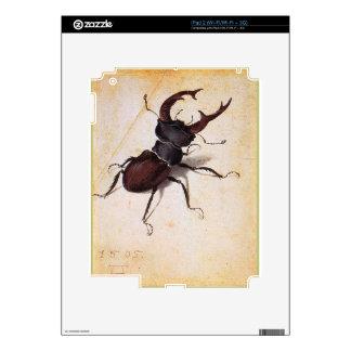 Cervus Lucanus by Albrecht Durer iPad 2 Decal