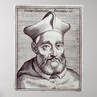 César cardinal Baronio Impresiones
