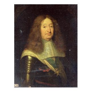 Cesar de Borbón Duque de Vendome y Beaufort Postal