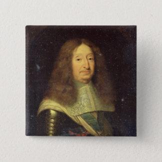 Cesar de Bourbon  Duke of Vendome and Beaufort Button