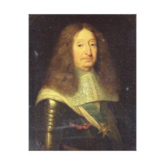 Cesar de Bourbon  Duke of Vendome and Beaufort Canvas Print