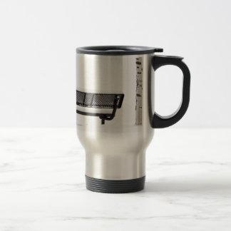 Cesar Melai Love in The Snow Coffee Mug