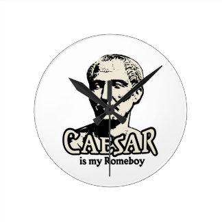 César Romeboy Relojes De Pared