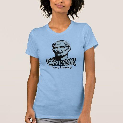 César Romeboy T-shirts