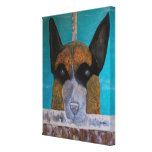 Cesar Stretched Canvas Print