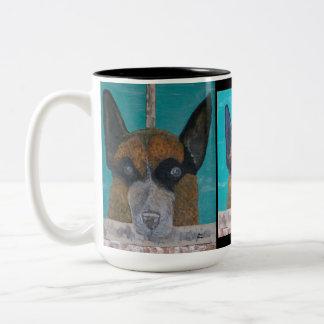 Cesar Two-Tone Coffee Mug