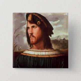 Cesare Borgia  Duke of Valencia Pinback Button