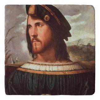 Cesare Borgia  Duke of Valencia Trivets