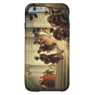 Cesare Borgia leaving the Vatican Tough iPhone 6 Case