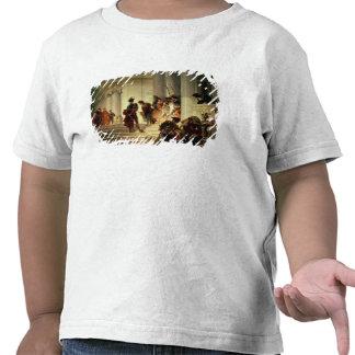 Cesare Borgia leaving the Vatican T Shirt