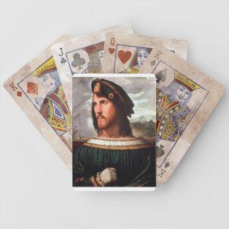 Cesare Borgia Playing Cards