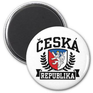 Ceska Republika 2 Inch Round Magnet