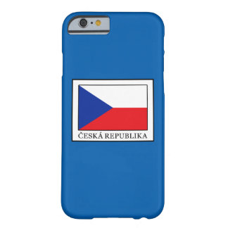 Ceska Republika Barely There iPhone 6 Case
