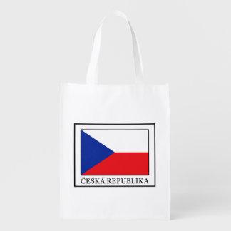 Ceska Republika Bolsa Reutilizable