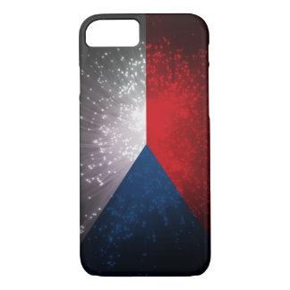 Česká republika; Czech Flag iPhone 8/7 Case