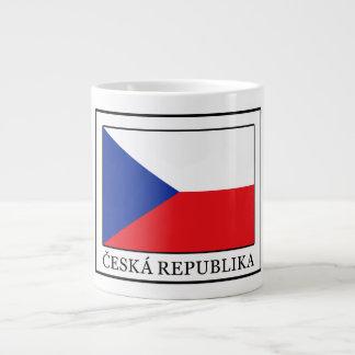 Ceska Republika Large Coffee Mug