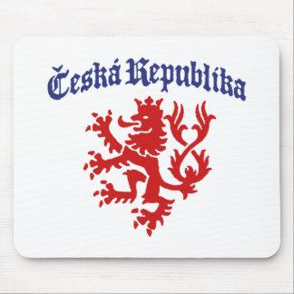 Ceska Republika Mouse Pad