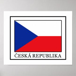 Ceska Republika Poster