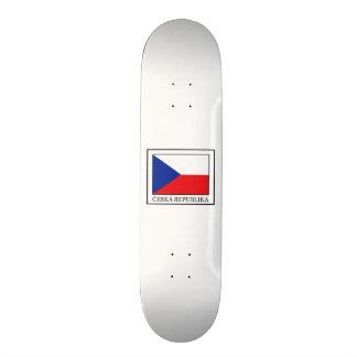 Ceska Republika Skateboard Deck