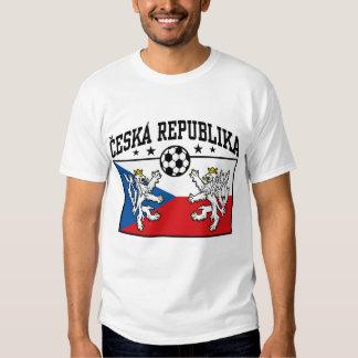 Ceska Republika Soccer Tee Shirt