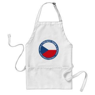 Československo shield apron