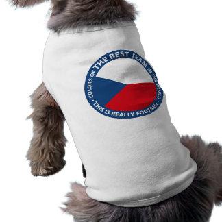 Československo shield pet clothes