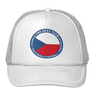 Československo shield gorras