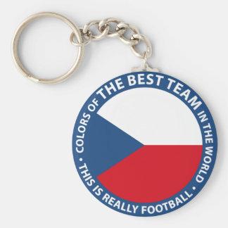 Československo shield key chain