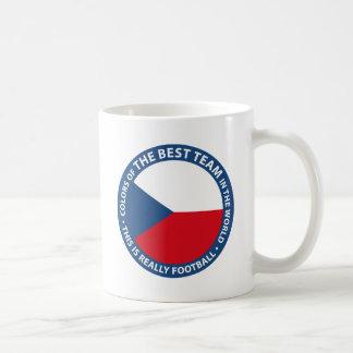 Československo shield coffee mugs