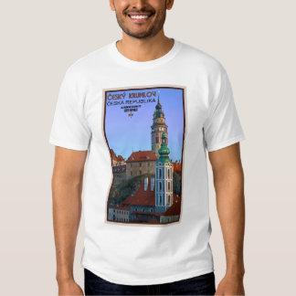Cesky Krumlov - Two Towers Shirt
